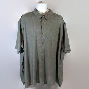 Wrangler Casual Button Down Short Sleeve Shirt 3XL